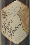 Castello di Agazzano, Barbera Rocca 2004