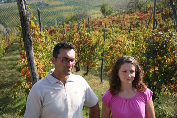 Marco Formaggini e Katia Peveri