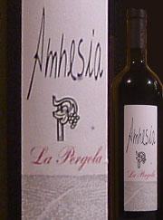 La Pergola, vino da tavola Syrah 2005