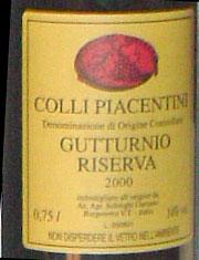 Solenghi Gaetano Gutturnio Riserva 2000