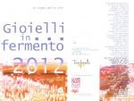 catalogo gioielli in fermento 2012